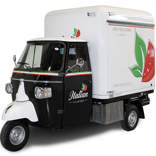 Food Truck - italian-flavors